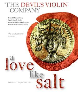 Poster of A Love Like Salt